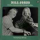 DILL JONES Up Jumped You With Love album cover