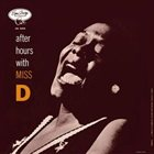 DINAH WASHINGTON After Hours With Miss