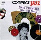 DINAH WASHINGTON Compact Jazz: Dinah Washington album cover