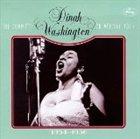 DINAH WASHINGTON Complete Dinah Washington on Mercury, Volume 4 (1954-1956) album cover