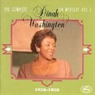 DINAH WASHINGTON Complete Dinah Washington on Mercury, Volume 5 (1956-1958) album cover