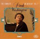 DINAH WASHINGTON Complete Dinah Washington on Mercury, Volume 7 (1961) album cover