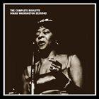 DINAH WASHINGTON Complete Roulette Dinah Washington Sessions album cover