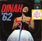 DINAH WASHINGTON Dinah '62 (aka  A Gal Called Dinah) album cover