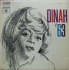 DINAH WASHINGTON Dinah '63 album cover