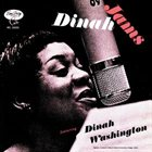 DINAH WASHINGTON Dinah Jams Album Cover