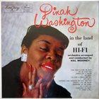DINAH WASHINGTON In the Land of Hi-Fi album cover