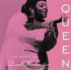 DINAH WASHINGTON Queen album cover
