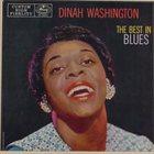 DINAH WASHINGTON The Best in Blues (Verve Elite) album cover