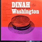 DINAH WASHINGTON The Good Old Days album cover