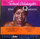 DINAH WASHINGTON The Queen album cover