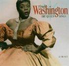 DINAH WASHINGTON The Queen Sings album cover