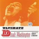 DINAH WASHINGTON Ultimate Dinah Washington album cover