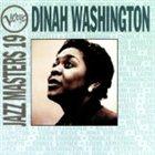 DINAH WASHINGTON Verve Jazz Masters 19 album cover