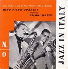 DINO PIANA Dino Piana Quartet featuring Gianni Basso : Jazz In Itaiy №9 album cover