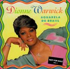 DIONNE WARWICK Aquarela Do Brasil album cover