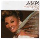 DIONNE WARWICK My Friends & Me album cover