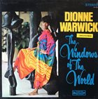DIONNE WARWICK The Windows Of The World (aka La Favolosa Dionne Warwick) album cover
