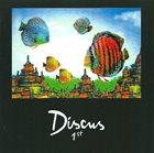 DISCUS 1st album cover