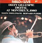 DIZZY GILLESPIE Digital At Montreux, 1980 album cover