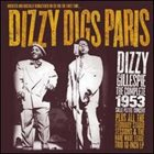 DIZZY GILLESPIE Dizzy Digs Paris album cover