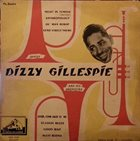 DIZZY GILLESPIE Dizzy Gillespie And His Orchestra / Dizzy Gillespie Septet : Dizzy Gillespie album cover