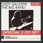DIZZY GILLESPIE Dizzy Gillespie Big Band: 1962 album cover