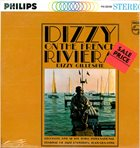 DIZZY GILLESPIE Dizzy on the French Riviera album cover
