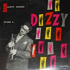 DIZZY GILLESPIE Dizzy (Volume 2) album cover