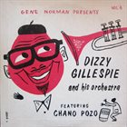 DIZZY GILLESPIE In Concert featuring Chano Pozo (aka In Concert) album cover