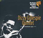 DIZZY GILLESPIE In Warsaw 1965 album cover