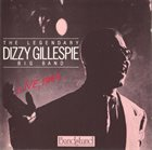 DIZZY GILLESPIE Live, 1946 album cover