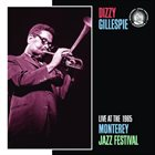 DIZZY GILLESPIE Live at the 1965 Monterey Jazz Festival album cover
