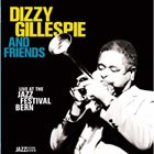 DIZZY GILLESPIE Live At The Jazz Festival Bern album cover