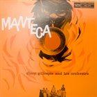 DIZZY GILLESPIE Manteca (aka Afro) album cover