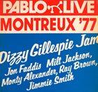 DIZZY GILLESPIE Montreux '77 (aka Montreux '77: Dizzy Gillespie Jam) album cover