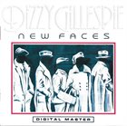 DIZZY GILLESPIE New Faces album cover