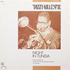 DIZZY GILLESPIE Night In Tunisia album cover