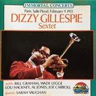 DIZZY GILLESPIE Paris, Salle Pleyel, February 9, 1953 album cover