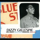 DIZZY GILLESPIE The Great Blue Star Sessions 1952-1953 album cover