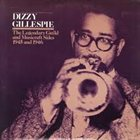 DIZZY GILLESPIE The Legendary Guild And Musicraft Sides album cover