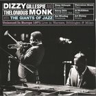 DIZZY GILLESPIE Unissued In Europe 1971 album cover