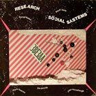 DJANGO BATES Research - Social Systems album cover