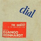 DJANGO REINHARDT Quintet of the French Hot Club, Vol. 1 Album Cover