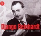 DJANGO REINHARDT The Absolutely Essential 3 CD Collection album cover