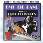 DMP BIG BAND Salutes Duke Ellington album cover