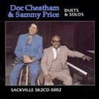 DOC CHEATHAM Duets & Solos album cover