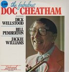DOC CHEATHAM The Fabulous Doc Cheatham album cover