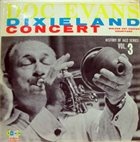DOC EVANS Dixieland Concert vol.3 album cover