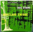 DOC EVANS Dixieland Encore album cover